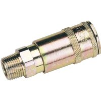 Draper Vertex Air Coupling Tapered Male Thread 3 8  Bsp Pack of 1