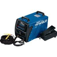 Draper ACDC160P Expert TIG HF Welder 160amp