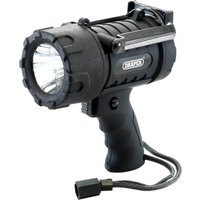 Draper Expert CREE LED 5w Waterproof Torch