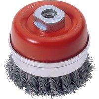 Draper Expert Twist Knot Wire Cup Brush 80mm M14 Thread