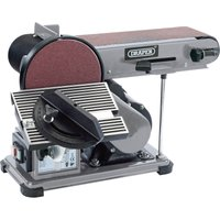 Draper BDS150 Belt & Wheel Sander 240v