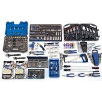 Draper Workshop Deluxe Tool Kit