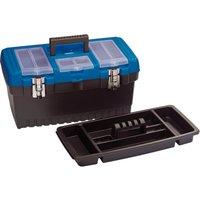 Draper Plastic Tool Box & Tote Tray 480mm