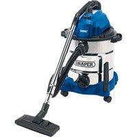 Draper WDV30SSP1 Wet & Dry Vacuum Cleaner 240v