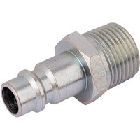 Draper Male Nut Pcl Euro Air Line Coupling Adaptor 3/8 Bsp
