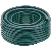 "Draper Garden Hose Pipe 1/2"" / 12.5mm 30m Green"
