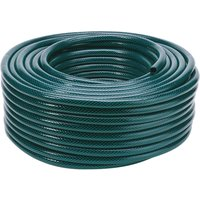Draper Garden Hose Pipe 1/2 / 12.5mm 50m Green