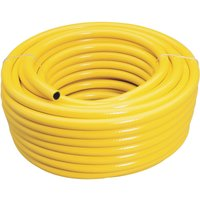 "Draper Heavy Duty Garden Hose Pipe 1/2"" / 12.5mm 30m Yellow"