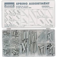 Draper 200 Piece Compression and Extension Spring Assortment
