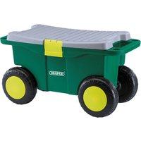 Draper Gardeners Mobile Tool Box and Seat