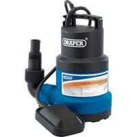 Draper SWP200 Submersible Dirty Water Pump 240v