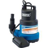 Draper SWP112 Submersible Water Pump 240v