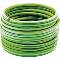"Draper Everflow Yellow Watering Hose 1/2"" / 12.5mm 25m Green"