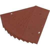 Draper 92mm x 230mm Aluminium Oxide Sanding Sheets 92mm x 230mm 100g Pack of 10