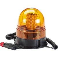 Draper RWB5 Magnetic Base LED Rotating Warning Light / Beacon