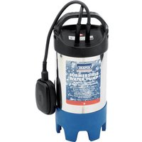 Draper SWP235ADWSS Stainless Steel Submersible Dirty Water Pump 240v