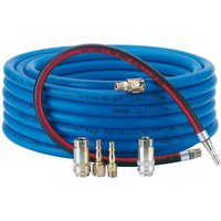 Draper Heavy Duty Airline and Connector Kit 15.2m 10mm