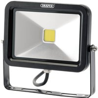 Draper COB LED Slimeline Wall Mounted Floodlight 20 Watts