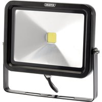 Draper COB LED Slimeline Wall Mounted Floodlight 50 Watts
