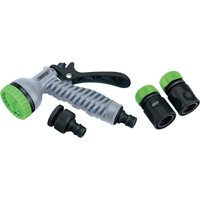 Draper 5 Piece Water Hose Spray Gun Kit