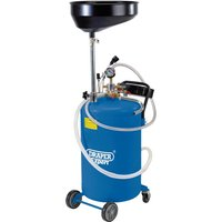 Draper Expert Gravity Feed Oil Drainer 65l
