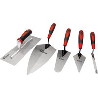 Draper 5 Piece Trowel Set
