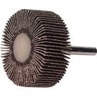 Draper Abrasive Flap Wheel 50mm 20mm 60g