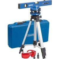 Draper Laser Level Kit and Tripod
