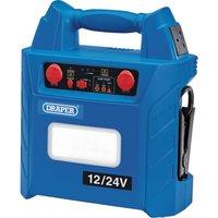 Draper JS3000 Emergency Jump Starter  Powerbank and Worklight 12v or 24v