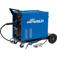 Draper MW260T Gas Gasless Turbo Mig Welder