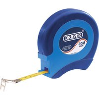 Draper Steel Tape Measure Imperial & Metric 100ft / 30m 13mm