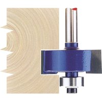 Draper Bearing Guided Rebate Router Cutter 32mm 12mm 1 4