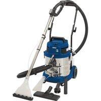 Draper SWD1500 Wet & Dry Shampoo Vacuum Cleaner 240v