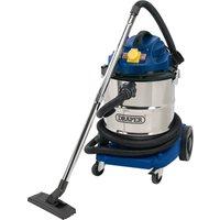 Draper WDV50SS Wet & Dry Vacuum Cleaner 110v