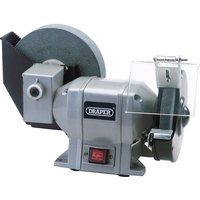 Draper GWD200A Wet and Dry Bench Grinder 240v