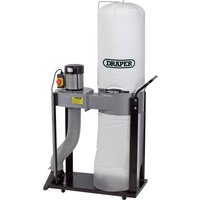 'Draper De750a Portable Wood Chip And Dust Extractor 240v
