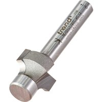 Trend Pin Guided Round Over Router Cutter 15mm 9 5mm 1 4