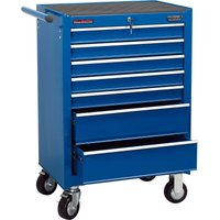 Draper 7 Drawer Tool Roller Cabinet Blue