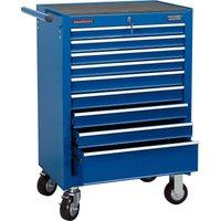 Draper 9 Drawer Tool Roller Cabinet Blue