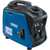 Draper DGI2000 Petrol Inverter Generator 2Kva