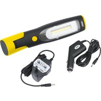 Draper Expert Rechargeable Magnetic Inspection Lamp Yellow