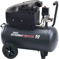 Draper DA50 Storm Force Air Compressor 50 Litre 240v