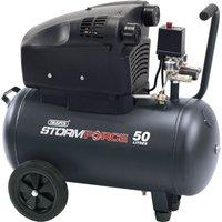 Draper DA50 Storm Force Air Compressor 50 Litre 240v