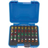Draper 40 piece Coloured Screwdriver Bit Set