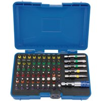 Draper 60 piece Coloured Screwdriver Bit Set