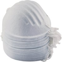 Draper Disposable Nuisance Dust Masks Pack of 50