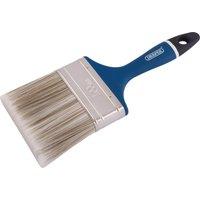 Draper Soft Grip Handle Paint Brush 100mm