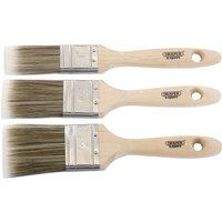 Draper Expert 3 Piece Paint Brush Set
