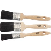 Draper Expert 3 Piece Heritage Professional Paint Brush Set