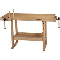 Draper Heavy Duty Wooden Workbench 1.5m